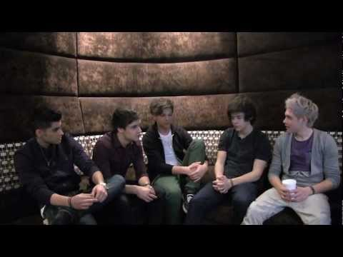 One Direction interview with Vervegirl