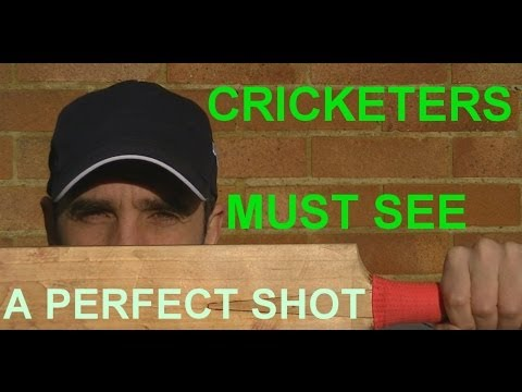 Hd Cricket Batting Video 1 Of The Best Cricket Shots video