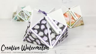 Faceted Gift Box - Toil & Trouble *GEEN TUTORIAL*