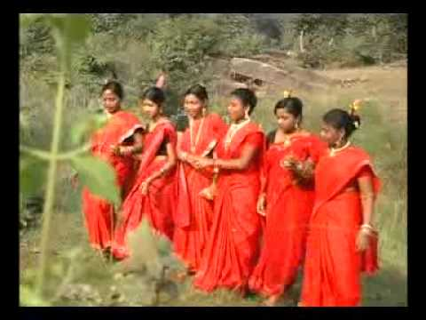 Santali Traditional Dance (kiwwa Bankura) From Album Gaygom video