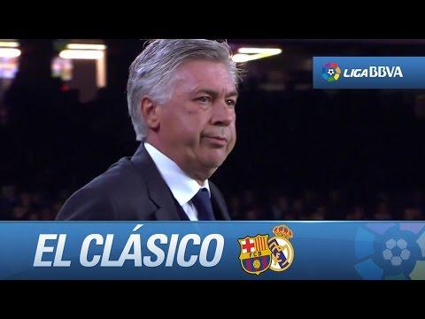 Las instrucciones de Carlo Ancelotti no fueron suficientes para ganar El Clásico