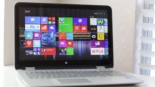 HP ENVY x360 Touchscreen Laptop Review 15-u011dx / 15-u111dx