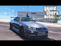 GTA 5 TUNIG|CARRERAS ILEGALES - NISSAN SKYLINE|EdgarFtw