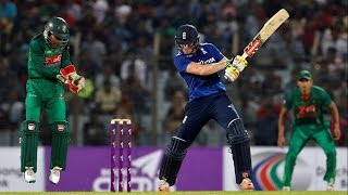 Bangladesh vs England | 3rd ODI | England Win ODI Series To End Bangladesh's Home Run
