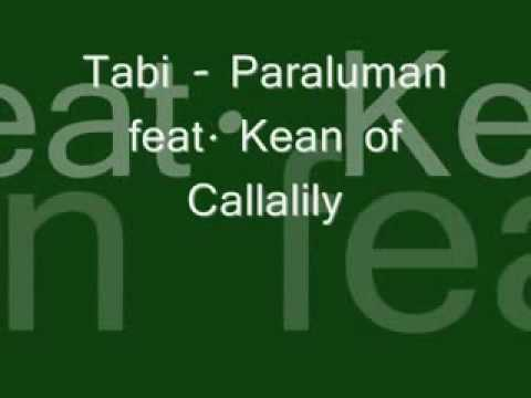 Tabi - Paraluman feat. Kean from Callalily w lyrics