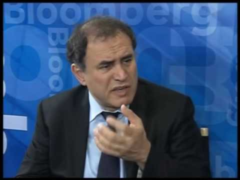 NYU's Roubini Says Greece Wasn't Ready to Join EU