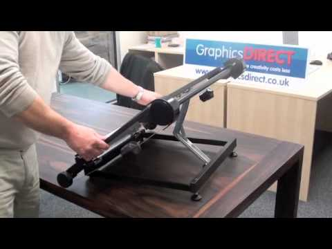 Portable Drawing Table Plans