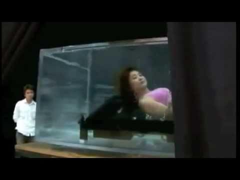 水中大脱出/瞳 ナナ ・nanahitomi
