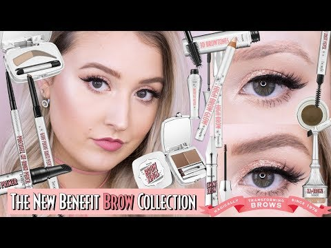 Benefit Brow Review & Choosing Your Perfect Match!