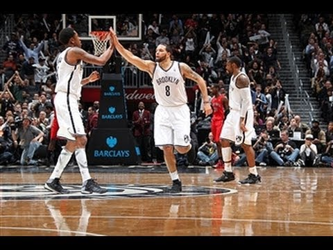 The Nets Dazzle on the Fast Break