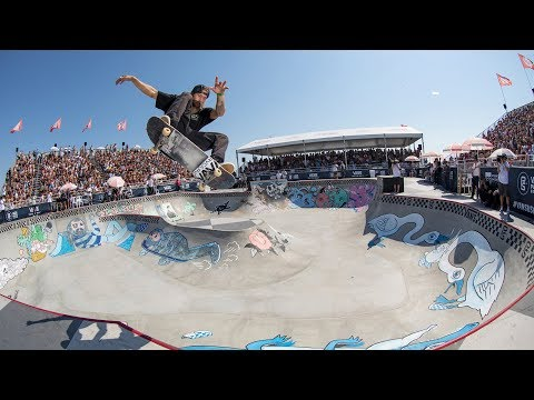 Vans Park Series Huntington Beach, USA Trailer