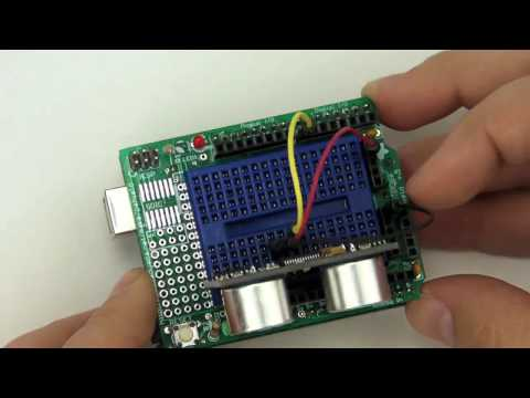 How-To Tuesday: Ping))) ultrasonic sensor