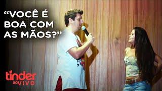 TINDER AO VIVO #12 - O Segurança ou o Personal Trainer | JOÃO VALIO - Stand up Comedy