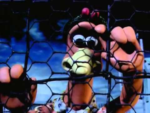 Побег из курятника (2000) - Русский трейлер мультфильма