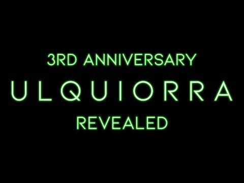 [Bleach Brave Souls] 3rd Anniversary Ulquiorra IMAGE!!!