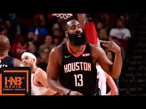 Houston Rockets vs Portland Trail Blazers Full Game Highlights | 12.11.2018, NBA Season