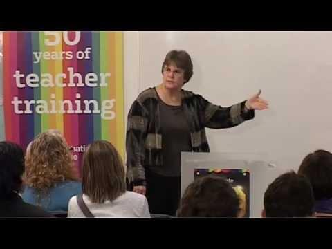 IH London Nov 2012 - Diane Larsen-Freeman talk - Are there stages in teacher development?