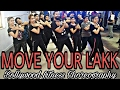 Move your lakk || noor || Bollywood Zumba Choreography || Diljit || Badshah || Anew dance academy