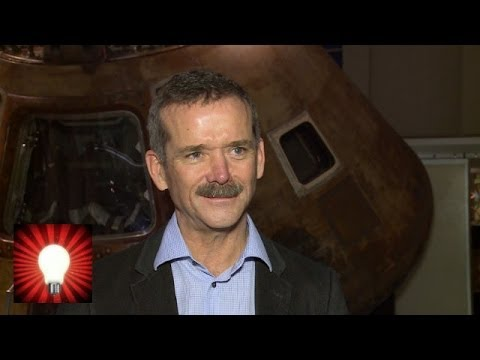 Chris Hadfield: Space tourism and the overview effect - This is REAL Genius