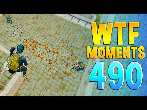 PUBG Daily Funny WTF Moments Highlights Ep 490