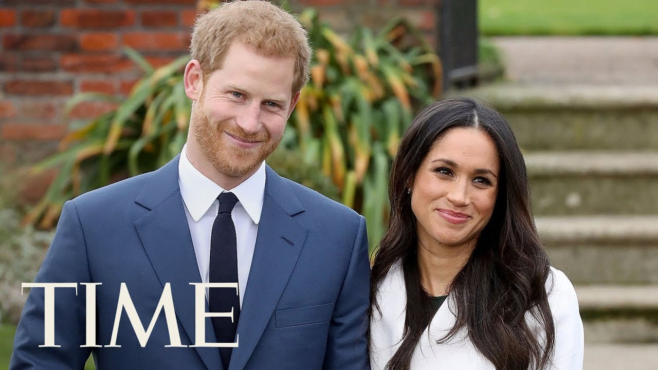 Prince Harry & Meghan Markle Announce That Meghan Is Pregnant With Their First Child