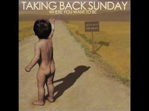 Taking Back Sunday - New American Classic