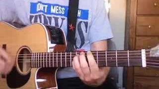 "Guitar Lesson 15 - ""7 Things"" by Miley Cyrus"