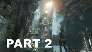 Rise of the Tomb Raider Gameplay Part 2 - Artifact
