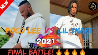 Poco lee vs Lil smart 2020 Rematch!- AKA Pocodance vs Smart work