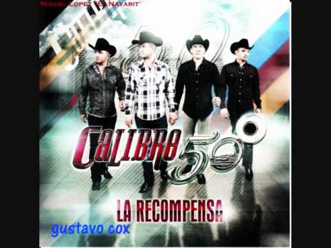 Calibre 50 La recompensa Disco completo 2013