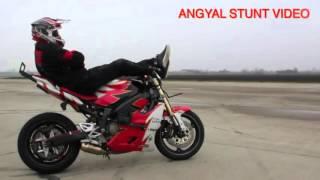 Heavy Bike  (Gangnam Style) in USA