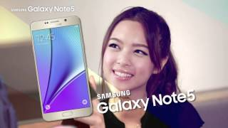 Samsung Galaxy Note 5 – Smart Office Girls 1接Job篇