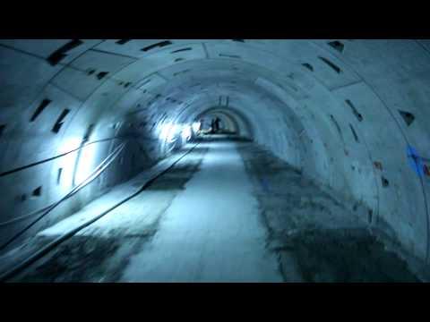 Tunel TBM W Warszawie