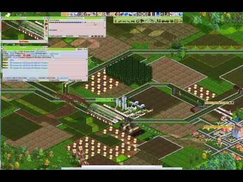 Transport tycoon entreprise Iplay4you épisode 5