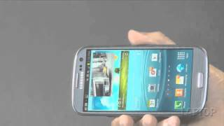 Samsung Galaxy S III (AT&T) Video Review