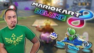 Racing Viewers - Super Mario Kart 8 Deluxe!