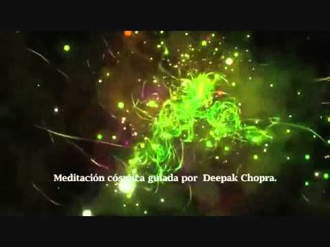 MEDITACIN CSMICA GUIADA POR DEEPAK CHOPRA. Music Videos