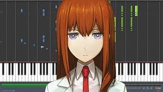 Last Game - Steins;Gate 0 [シュタインズ・ゲート ゼロ] ED (Piano Synthesia)