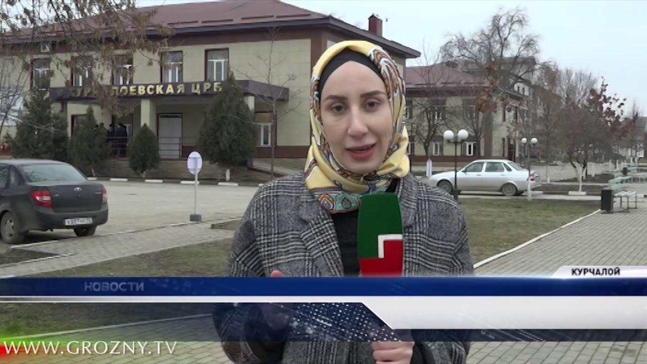 Рамзан Кадыров посетил Курчалой с инспекцией