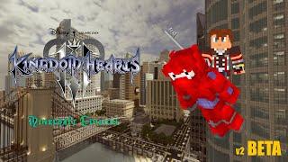 Kingdom Hearts III - Minecraft Edition BETA v2 - NOW AVAILABLE!
