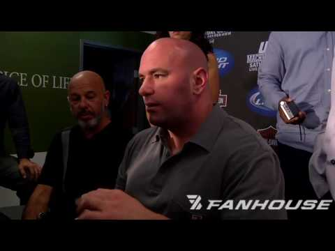 Dana White talks about the issues surrounding amateur MMA and why it needs ...