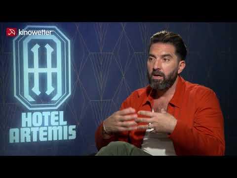 Interview Drew Pearce HOTEL ARTEMIS