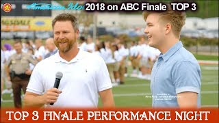 Download Lagu Caleb Lee Hutchinson Homecoming Dallas Georgia  American Idol 2018 Finale Top 3 Gratis STAFABAND