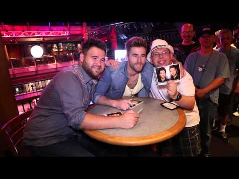 Wildhorse  Saloon with The Swon Brothers - ACM Lifting Lives Music Camp 2014