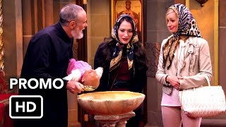 "2 Broke Girls 6x04 Promo ""And the Godmama Drama"" (HD)"