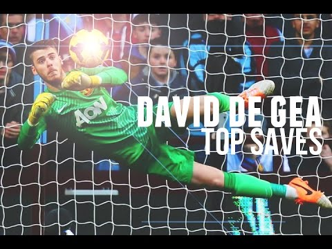 David De Gea - The Great Red Wall | 2014 ᴴᴰ