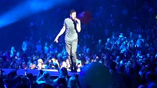 Download Lagu Imagine Dragons - Thunder (Live Dallas, TX at American Airlines Center November 13, 2017) Gratis STAFABAND