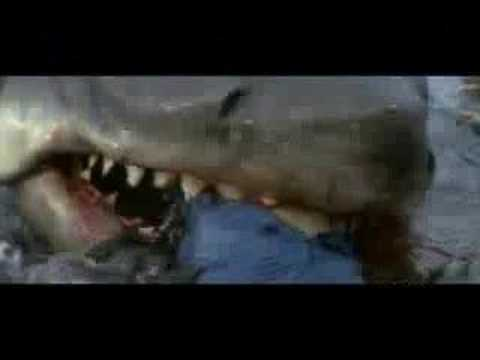JAWS - Quint's Super Gory X Rated Death