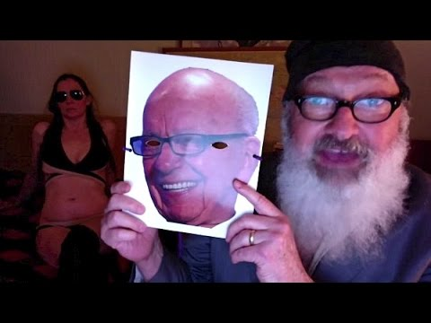 Randy Quaid Attacks Rupert Murdoch in Video Rant