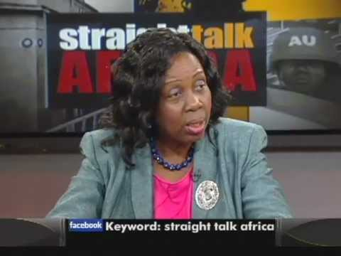 Rhoda Peace Tumusiime on the G8 Summit